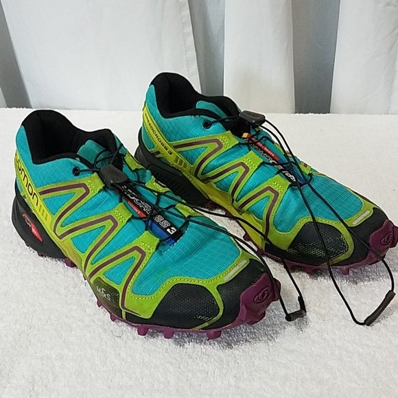 Salomon Speedcross 3 Hiking trail shoes pls read